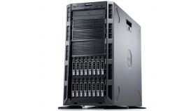 "PowerEdge T40,3.5"" MT Chassis,3 Cabled HDD,Soft. RAID,Xeon E-2224G 3.5G 8M 4C/4T,8GB 2666MT/s DDR4 ECC,1TB 7.2K SATA 6Gbps Entry,TPM 2.0,1x1GbE LOM(I219),DVD+/-RW,Intel AMT,1xPCIe x16,2xPCIe x4,PCI slot,2xDP,Serial,PS/2,300W PSU,9 USB+1 C-type,3Y NBD"