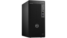 Dell OptiPlex 3080 MT, Intel Core i3-10100 (6M Cache, 4C, 3.6 GHz up to 4.3Ghz), 4GB (1x4GB) 2666MHz DDR4, 1TB SATA, Intel UHD Graphics, DVD-RW, Keyboard and Mouse, Ubuntu, 3Y Basic Onsite