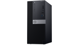 Dell OptiPlex 7070 MT, Intel Core i5-9500 (6 Cores/9MB/6T/3.0GHz to 4.4GHz/65W), 8GB (1x8GB) 2666MHz DDR4, M.2 256GB PCIe NVMe, Intel UHD 630, DVD-RW, Dell Optical Mouse, Dell BG Keyboard, Win 10 Pro, 3Y BOS
