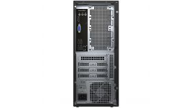 Dell Vostro Desktop 3670, Core i3-8100 (6MB, up to 3.6 GHz), 4GB (1X4GB) DDR4, 2666MHz, 1TB 7200 RPM SATA 6Gb/s (64MB Cache), Dell Wireless 1707 Card (802.11bgn + Bluetooth 4.0, 1x1), DVD Drive, MS116 Mouse, KB216 BG Kbd, Windows 10 Pro, 3Y NBD