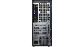 Dell Vostro Desktop 3670, Core i5-8400 (9MB , up to 4.0 GHz), 8GB, DDR4 2666MHz, 128GB PCI SSD + 1TB 7200RPM HDD, DVD Drive, Wireless 1707 Card (802.11bgn + BT 4.0, 1x1), MS116 + KB216 BG, Ubuntu, 3Y NBD