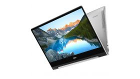 """Dell Inspiron 13 7391(2in1), 13.3"""" (1920 x 1080) Truelife Touch IPS, Core i7-10510U (8MB, up to 4.9GHz), 16GB(1x16GB) 2133MHz, 1TB m.2 NVMe SSD, Intel UHD 620, 802.11ac+BT 5.0, Backlit Kb, 4-cell 45WHr, Win 10 Pro, 3Yr CIS"""