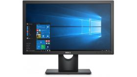 "Dell E2216H, 21.5"" Wide LED Anti-Glare, TN Panel, 5ms, 1000:1, 250 cd/m2, 1920x1080 Full HD, VGA, Display Port, Tilt, Black"