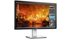 "Dell P2415Q, 23.8"" Ultra HD LED, IPS Panel Anti-Glare, 6ms, 2000000:1 DCR, 300 cd/m2, 3840x2160, 4xUSB, HDMI, Display Port, Height Adjustable, Pivot, Swivel, Black"