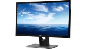 "Dell SE2416H, 23.8"" Wide LED, IPS Anti-Glare, FullHD 1920x1080, 6ms, 8000000:1 DCR, 250 cd/m2, HDMI, Black&Grey"