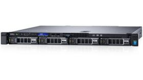 "R230/Chassis 4 x 3.5""/Xeon E3-1220 v6/8GB/1TB/ReadyRails/Bezel/DVD RW/On-Board LOM DP/Embd SATA/iDRAC8 Bas/ [per2301C]"