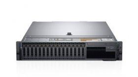"""R740/Chassis 8 x 3.5""""/Xeon Silver 4110/16GB/1x120GB SSD/Rails/Bezel/Broadcom 5720/PERC H730P/iDRAC9 Exp/750W/"""