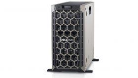 PE T440/Chassis 8 x 3.5 HotPlug/Xeon Silver 4110/16GB/1x120GB SSD/Casters/Bezel/On-Board LOM DP/PERC H330+/iDRAC9 Exp/750W/ [PET440CEE01]