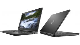 "Dell Latitude 5591, Core i7-8850H (6 Core, 9M Cache, 2.6GHz, 45W, vPro), 15.6"" FHD IPS EDP1.2 AG, Full Security, 16GB (2x8GB) 2666MHz DDR4, 512G M.2 SATA SSD, GeForce MX130 2GB GDDR5, WiFi AC 9560 802.11ac 2x2 + BT 5.0, Win 10 Pro, US Backlit, 3Y BOS"