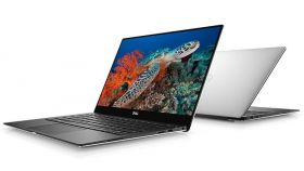 Dell XPS 13 9370, 8th Gen Intel Core i7-8550U (8M Cache, up to 4.0 GHz), 13.3'' 3840x2160 InfinityEdge, 16GB LPDDR3 1866MHz, 512GB PCIe SSD, 52WHr Battery, Killer 1435 802.11ac 2x2 and Bluetooth, Ubuntu Linux 16.04, US KBD Backlit, 3Y NBD