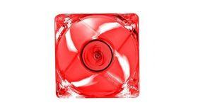 Охладител за PC кутия Delux 120mm red LED