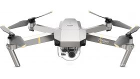 DJI дрон Mavic Pro Fly More Combo Platinum