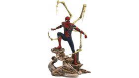 Екшън фигура Diamond Select Toys Marvel Gallery Avengers Infinity War - Iron Spider-Man