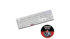 Геймърскa механична клавиатура Ducky One Rainbow, Cherry MX Red