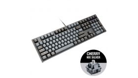 Геймърскa механична клавиатура Ducky One 2 Skyline