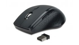 EDNET EDN-81098 :: 1600 dpi безжична оптична мишка, 6 бутона