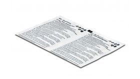EDNET 63043 :: Кърпи за дълготрайно почистване и дезинфекция