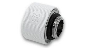 EK-ACF Fitting 12/16mm - White (EK-DuraClear 11,1/15,9mm compatible)