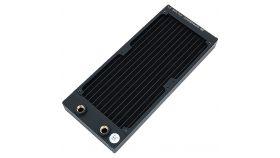 EK-CoolStream SE 240 (Slim Dual), high-performance computer liquid cooling radiator