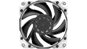 EK-Vardar X3M 120ER (500-2200 rpm) - White, 120mm fan, 4-pin PWM