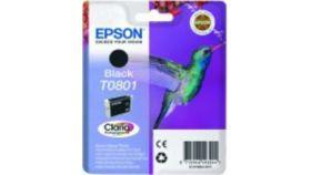 Ink Cartridge EPSON Black for Stylus Photo R265/285/360,RX560,PX700W,PX800FW/RX585, P50