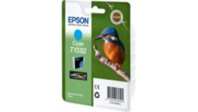Ink Cartridge EPSON T1592 Cyan for Epson Stylus Photo R2000