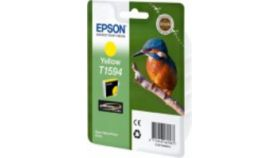 Ink Cartridge EPSON T1594 Yellow for Epson Stylus Photo R2000