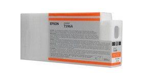 EPSON T596A ink cartridge orange standard capacity 350ml 1-pack