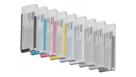 Ink Cartridge EPSON Photo Black for Stylus Pro 4800/4880, 220 ml.