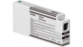 EPSON Singlepack Matte Black T824800 UltraChrome HDX/HD 350ml