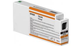 EPSON Singlepack Orange T824A00 UltraChrome HDX 350ml