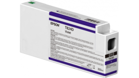 EPSON Singlepack Violet T824D00 UltraChrome HDX 350ml