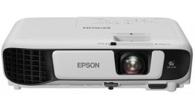 Epson EB-S41, SVGA 800x600, 3300lm,15000:1, 10.000h eco, VGA,HDMI,Comp,2W,geanta