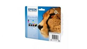 Multipack EPSON 4 standart DURABrite Ink for Stylus D78, DX4400/4450/4050/5000/6000