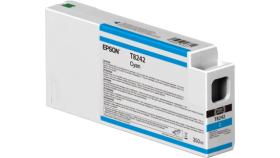 Ink Cartridge EPSON Singlepack Cyan T824200 UltraChrome HDX/HD 350ml