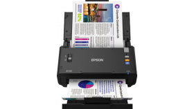 Scanner EPSON WorkForce DS-520, Scanners, A3 with stitching function, 600dpi x 600dpi (Horizontal x Vertical), Input: 48BitsColor / 16BitsMonochrome, Output: 24BitsColor / 8BitsMonochrome, Yes, Skip blank page, A3 stitching