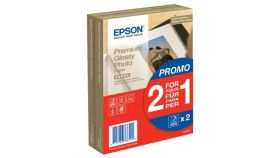 Premium Glossy Photo Paper - 10x15cm - 2x 40 Sheets