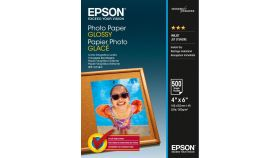 Paper EPSON Photo Paper Glossy 10x15cm 500 sheet