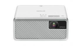 EPSON EF-100W Projector HD Ready 16:10 2000Lumen 2500000:1 Android TV Edition White