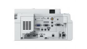 EPSON EB-720 Laser ultra short distance XGA 1024x768 4:3 3800Lumen ratio 0.32 - 0.43:1 2500000:1 3xHDMI