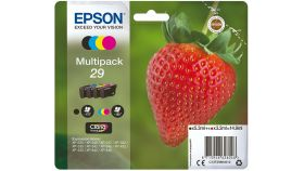 Ink Cartridge Multipack 4-colours 29XL Claria Home Ink