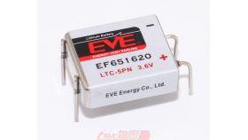 Литиево тионилхлоридна  батерия LTC-5PN   industrial 3,6V  550mAh EVE BATTERY