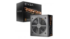 Захранващ блок EVGA 750 B3 80+ BRONZE 750W Fully Modular