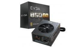 Захранващ блок EVGA 850 GQ, 80+ GOLD 850W, Semi Modular, EVGA ECO Mode,210-GQ-0850-V2
