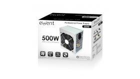 Захранващ блок Ewent ATX 500W V2.3