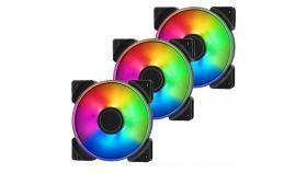 FractalDesign 120M PRISUPERMICRO AL-12 RGB PWM 3P