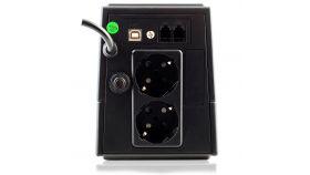 UPS FSP EP650, 650VA, Line Interactive