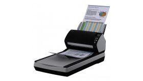 Документен скенер Fujitsu fi-7260 комбиниран с настолен, A4, USB 3.0, ADF за 80 страници
