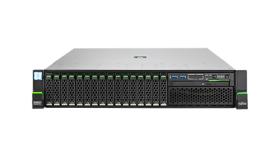 Сървър Fujitsu Primergy RX2520 M4 8x2.5, 1 x Intel Xeon Silver 8 Core 4110 85W 2.10 GHz /2400MHz 11MB; 16GB DDR4-2666 ECC UDIMM; up to 8 HDD 2,5 (not included); 1x800W Modular Power Supply, 2xGigabit Ethernet, 3 yeas, On-site Service, 5 days / 9 hour