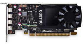 Видео карта NVIDIA Quadro P1000 4GB